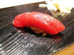 1 Michlin sushirestaurant Tokami