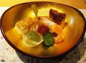 Tokyo: Anmeldelse af Restaurant Minokichi