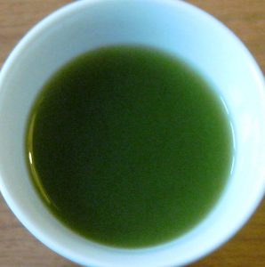 Hvilken slags grøn tea drikker japanerne til hverdag?