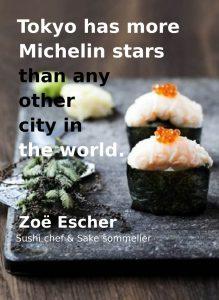 Michelin stjerner i Tokyo!