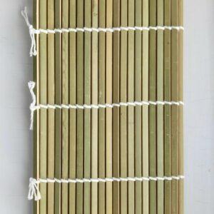 Bambusmåtte til sushi