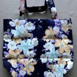 Kan de japanske bæredygtige tasker med kimonomønster bruges til shopping?