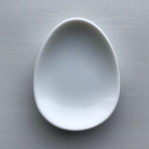 Japansk Hvid Oval Spisepindeholder