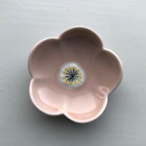 Japansk Rosa Blomsterformet Spisepindeholder