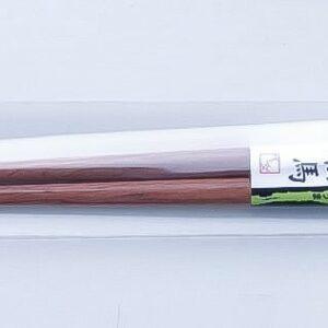 Mellembrune håndlavet japanske spisepinde