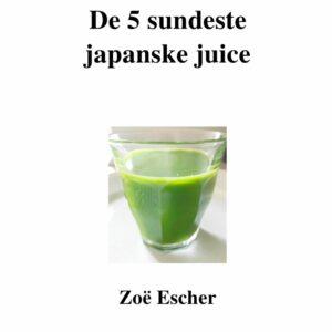 De 5 sundeste japanske juice