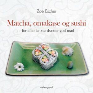 Kogebog - Matcha, omakase og sushi