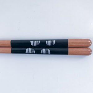 Japanske håndlavet spisepinde i træ - Gratis fragt