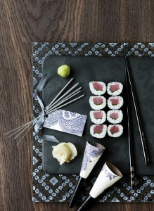 Hvad er den vigtigste færdighed når det kommer til sushi?