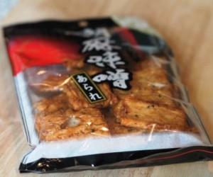 Japansk snack