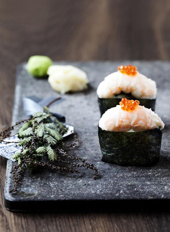hvad er sushi