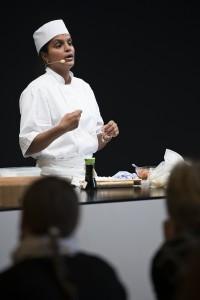 Har sæsonen betydning for vegetar sushi?