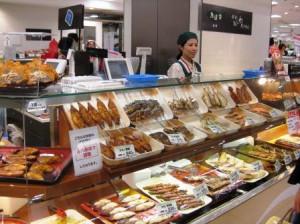 Tokyo: Del 4 – Fødevareafdelingen hos Tobu stormagasin i Tokyo