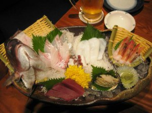Hvad er sashimi?