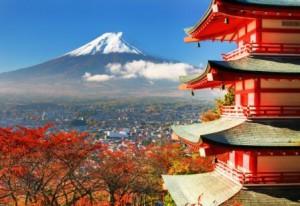 Turen går til Japan!