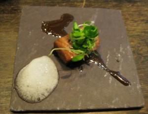 Anmeldelse af Yanshin Sushi & Bar, London
