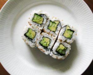 Derfor vegetar sushi ideel til dig, der ikke spiser fisk!
