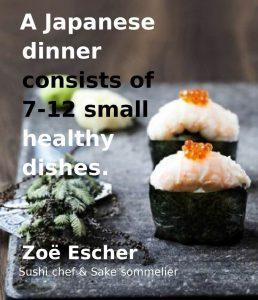 Klassisk japansk middag!