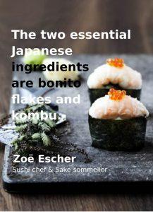 Japanske ingredienser!