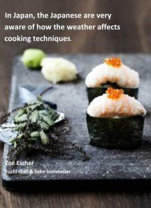 Japanske madlavningsteknikker