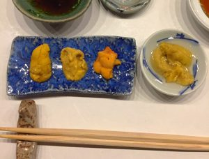 Hvilket skaldyr er den populæreste i Japan?