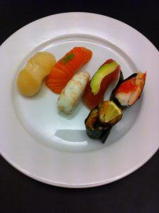 Kan alle typer eddike bruges til sushi?