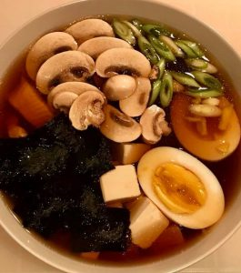 Udon suppe