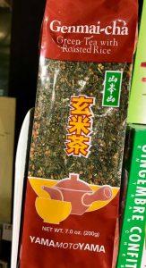 Hvilken japansk grøn the sort er den populæreste i Europa?