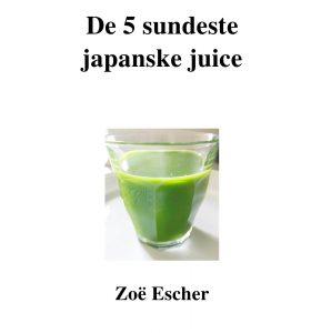 NYHED – E-bog: De 5 sundeste japanske juice