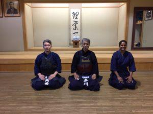 Minde: Japan´s mest berømte kendo dojo